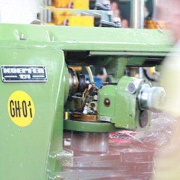 GH-01 GEAR HOBBING